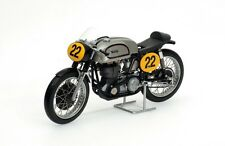 MINICHAMPS 122 132400 NORTON MANX 500 model race bike Ray Petty 1960 1:12th