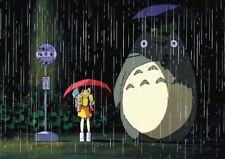 Tonari no totoro manga anime new art print poster YF1421