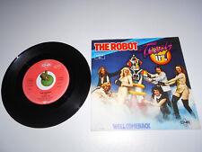 Teach in - The Robot (1979) Vinyl 7` inch Single Vg +