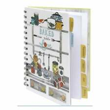 Disaster Designs Notebook CR BK LOV, Baking Design