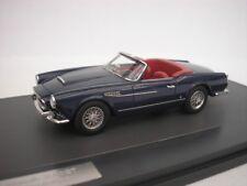 MASERATI Vignale 3500 GT Spyder Prototipo 1959 AZUL 1/43 Matrix modelos a Escala