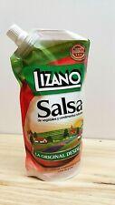 Salsa Lizano Gluten Free 400 g Costa Rican Sauce Original Recipe SHIP WORLDWIDE