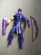 "Marvel Legends HAWKEYE 6"" Figure weird factory version variant"