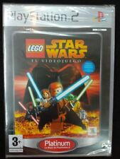 Lego Star Wars Platinum PlayStation 2 Combined