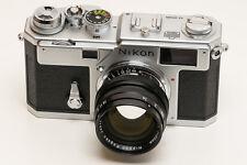 91-002 NIKON S 3 CAMERA YEAR 2000 LIMITED EDITION