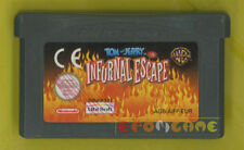 TOM & JERRY INFURNAL ESCAPE Game Boy Advance Gba »»»»» SOLO CARTUCCIA