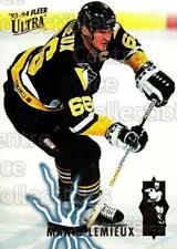 1993-94 Ultra Scoring Kings #4 Mario Lemieux