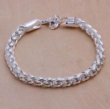 925er Silber Armband Damen Frauen Schmuck  Armkette Armband   100X