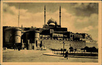 Cairo Kairo Caire Ägypten Afrika s/w AK ~1950/60 Zitadelle Moschee Mohamed Ali