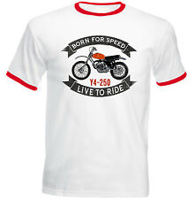 AJS Y4-250 - NEW COTTON TSHIRT - ALL SIZES IN STOCK
