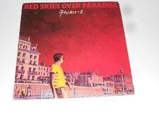 Fischer-Z – Red Skies over Paradise (LP) EMI Electrola – 1c 064-83 100