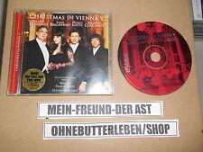 CD Klassik Christmas In Vienna V (19 Song) SONY Domingo Brightman Lotti
