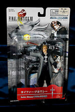 "Seifer Almasy Final Fantasy VIII FF8 Figure 6"" Bandai Squaresoft"