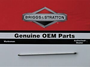 Genuine OEM Briggs and Stratton 809783 Push Rod