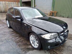 BMW E87 1 SERIES 118D M SPORT BREAKING N47D20U0 N47D20C ENGINE GEARBOX BLACK 475