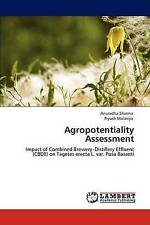Agropotentiality Assessment: Impact of Combined Brewery–Distillery Effluent (CBD