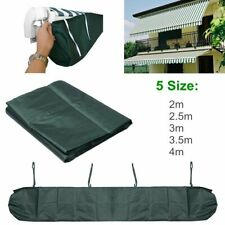 Portable Waterproof Camping Patio Awning Storage Bag Winter Rain Cover Protector