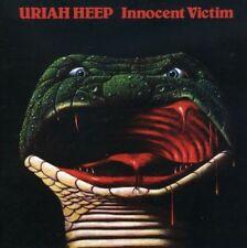 URIAH HEEP INNOCENT VICTIM 6 Extra Tracks REMASTERED CD NEW