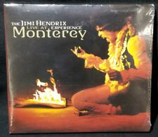Live at Monterey The Jimi Hendrix Experience (CD, Digipak) NEW