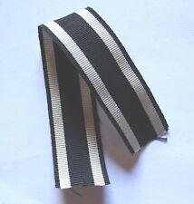 Original German WW 1 Ribbon for a Iron Cross - 8 inches