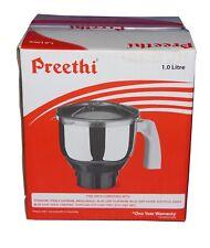 Preethi MG 509 Medium Mixer Jar for Eco Twin, Eco Plus/Chef Pro and Blue Leaf,