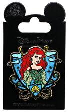 2016 Disney SHDR Princess Jeweled Crest Ariel Pin Only