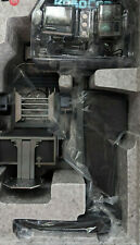 Robocop Hot Toys Mechanial Chair Stand and Box