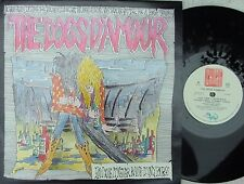 Dogs D'Amour ORIG UK PS 12 How come it never rains EX '89 Hard Rock Glam