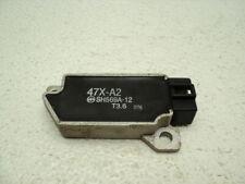 Yamaha Serow XT225 XT 225 #9533 Voltage Regulator
