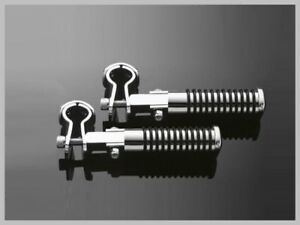 HIGHWAY PEGS/ FORWARD PEGS & 1-1/2 inch (38mm) 1.5 inch CLAMPS: 73-2761 68-173