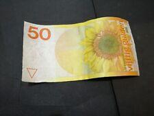 Netherlands 50 Gulden 1982