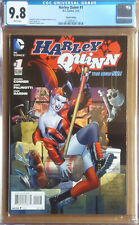 HARLEY QUINN #1 Cover C (2014 series) - 3rd Printing Variant Cover - CGC 9.8