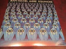 JEAN MICHEL JARRE  EQUINOXE LIMITED EDITION OUT OF PRINT RARE DREYFUS STEREO LP