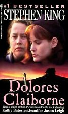 Dolores Claiborne by Stephen King USED 1993 Paperback (Movie Tie-In)