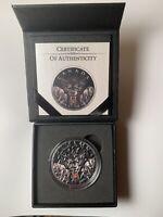 Werewolf 1 oz Silver BU Coin $5 Canada Maple Leaf 2019 Rare 1 of 50 Hard To Find