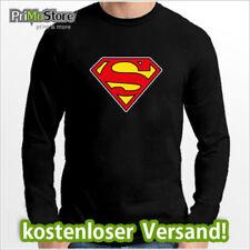 Herren-Kapuzenpullover & -Sweats mit Rundhals Superman