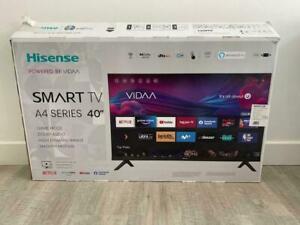 "Hisense 40"" Smart Full HD LED TV with Alexa – 2021 Model (40A4GTUK)"