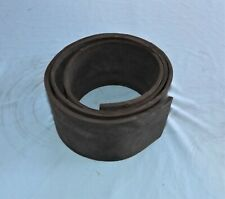 """3/16"""" Leather Strap, 4"""" wide & 48"""" long, Crafts, Leatherworking, Leathercrafts"""