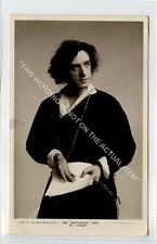 (Ga7737-100) Real Photo of Mr Matheson Lang, Theatre Actor 1909 Used G-VG