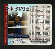 South Carolina State Bulldogs--2008 Volleyball Magnet Schedule