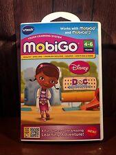 Disney Doc McStuffins Vtech Mobigo & Mobigo2 (407)