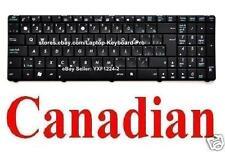 ASUS K50 K50AB K50I K50ID K50IJ P50 P50IJ Keyboard Clavier - Canadian CA - New