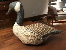 Canada Goose Stuffed Figural Decorative Decoy Pillow - Marked on Bottom