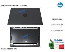 HP L13912-001 Copperchio Schermo LCD per HP 250 G6 - Grigio Scuro