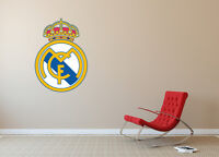 Real Madrid FC Spain Football Soccer Car Bumper Sticker Decal
