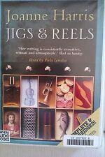 Jigs and Reels by Joanne Harris: Unabridged Cassette Audiobook (B4)