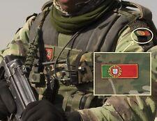NATO ISAF BAI BRIGADA DE REACÇÃO RÁPIDA COMMANDOS νeΙcrο Tab bandeira: Portugal