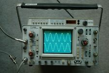 TEKTRONIX 465 100MHz Oscilloscope, Calibrated, SN: B305144, with 2 Probes