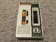 Vintage 1976 Mattel Electronics Auto Race Handheld Racing Game Tested Working!