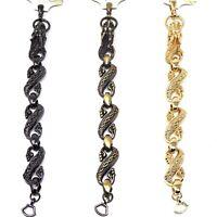 Bracciale braccialetto metallo drago DRAGONE chiusura aragosta accessorio unisex